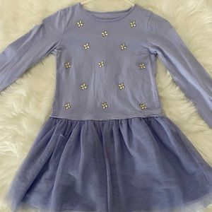 1989 place purple dress for girls